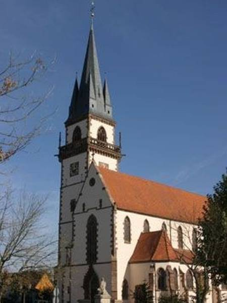 Pfarrkirche Großweier