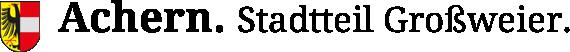 Logo Stadtteil Großweier